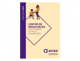 Catalogue des publications 2020 - Avise