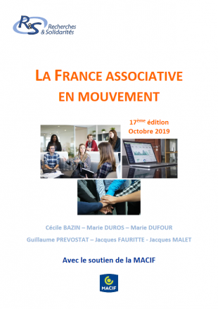 La France associative - couverture